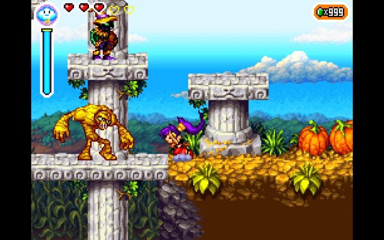 Shantae : Risky's revenge
