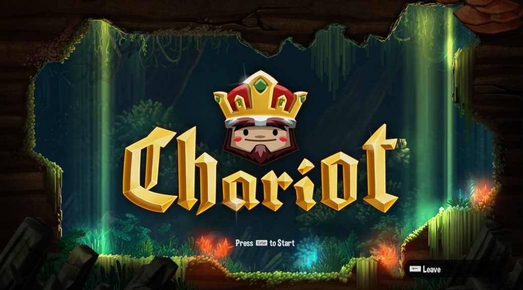 Chariot - Test PC